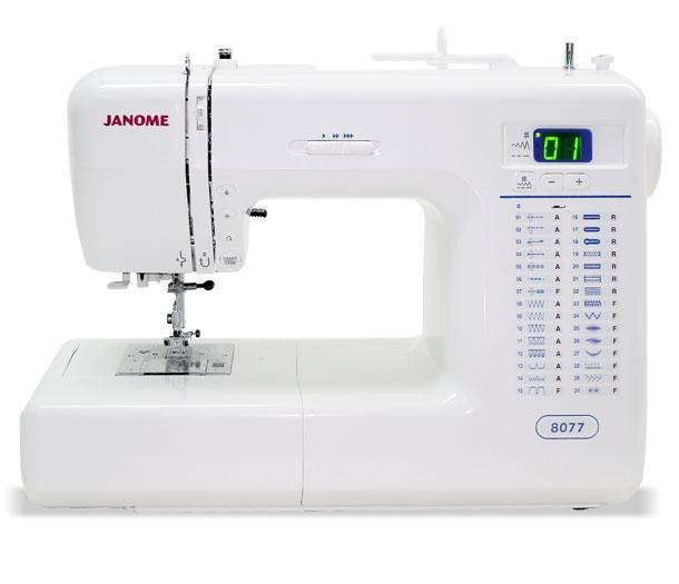 Janome 8700