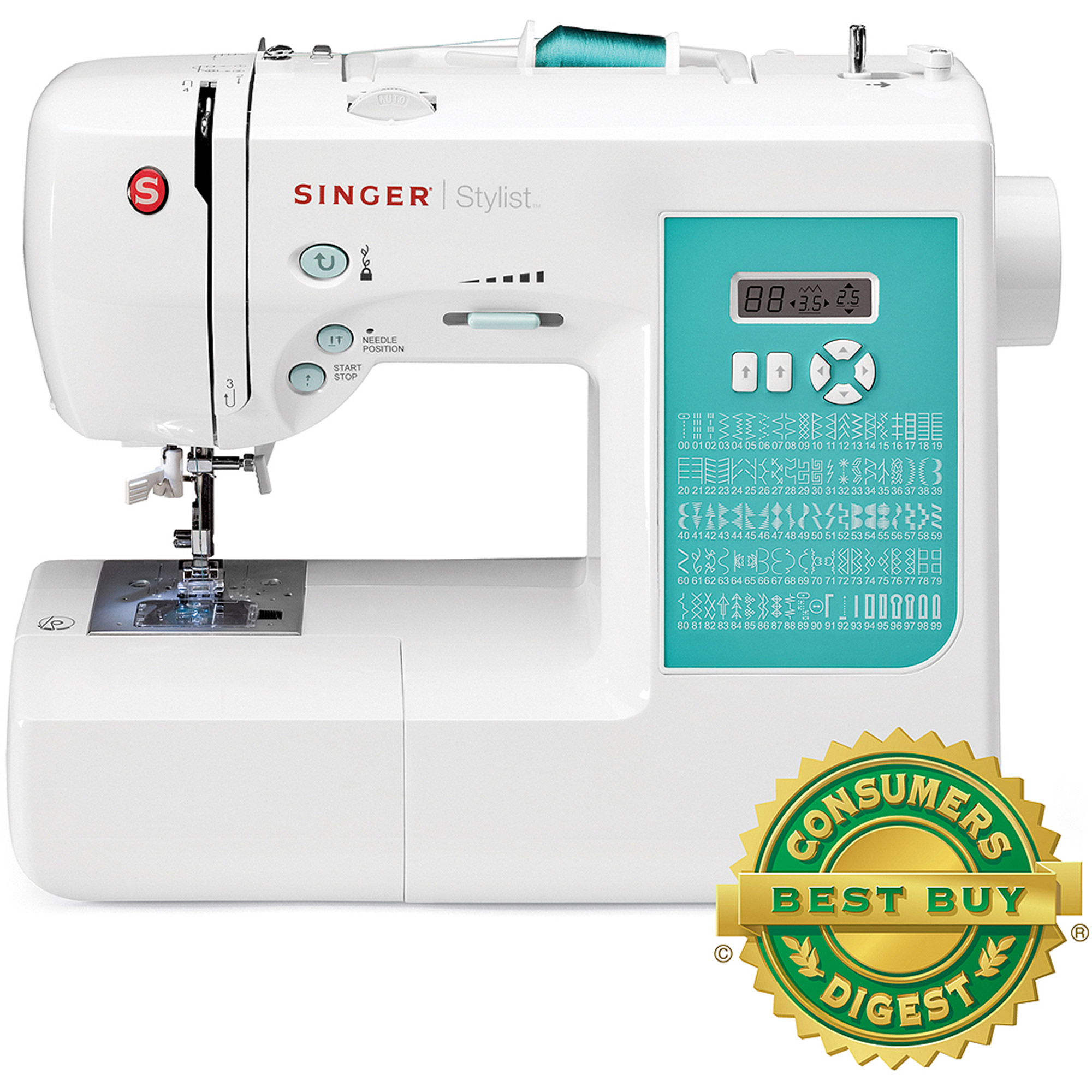 Singer 7258 Sewing Machines Review 2018
