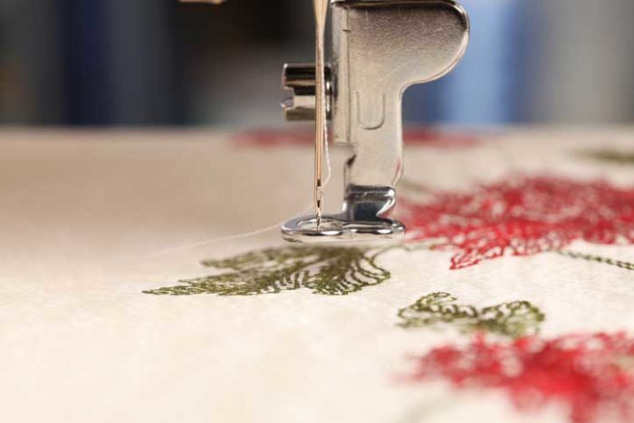 Best Embroidery Sewing Machine Comparison Review Chart Stunning Handheld Sewing Machine Heavy Duty