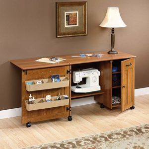 Sauder Sewing Table