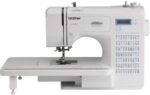 Brother CE7070PRW Project Runway sewing machine